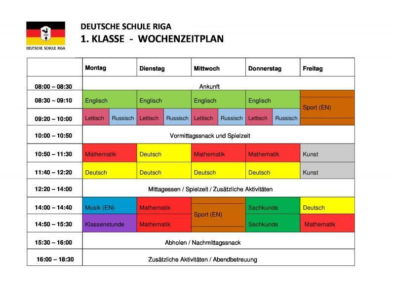 Wochenzeitplan-1.-Klasse-DE-2018-19