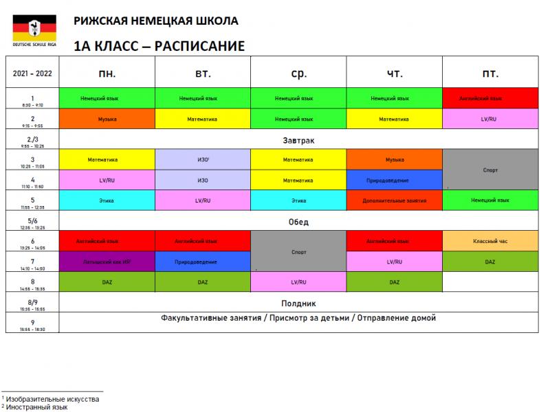 2021-09-03 16_05_ Grundschule 1a RU