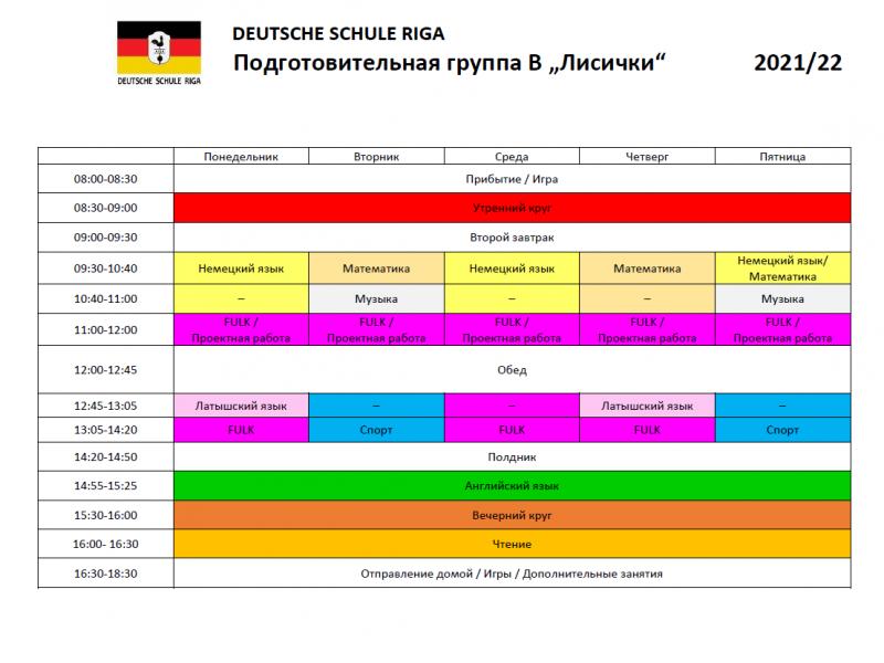 2021-09-09 14_59_39-Füchse Vorschulgruppe B RU 21-22