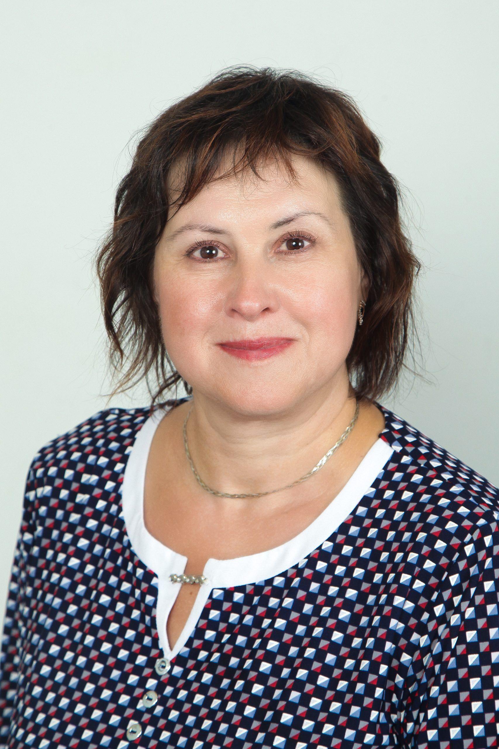 Galina Lychkina
